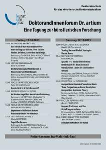 KUG Graz 2013